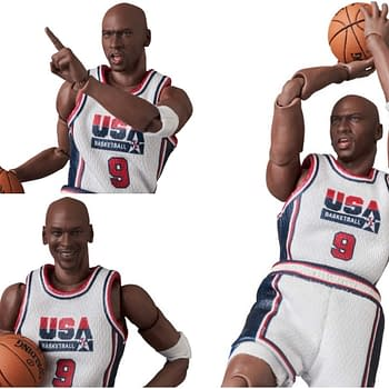 Michael Jordan Returns to 1992 With New MAFEX Figure