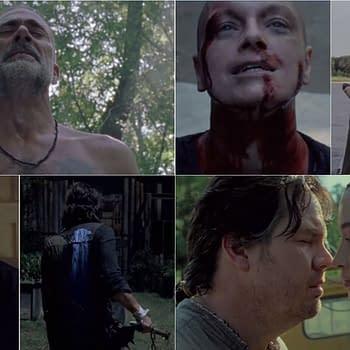 The Walking Dead: Scott M. Gimple Clarifies CRM/Commonwealth Connection Talks TWD Timetable Ending