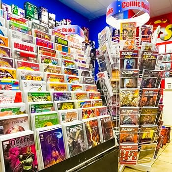"Long Read: Is This An ""Extinction Event"" For The Comic Shop As We Know It? Or Are They ""Too Stupid To Quit, Too Dumb To Die""?"