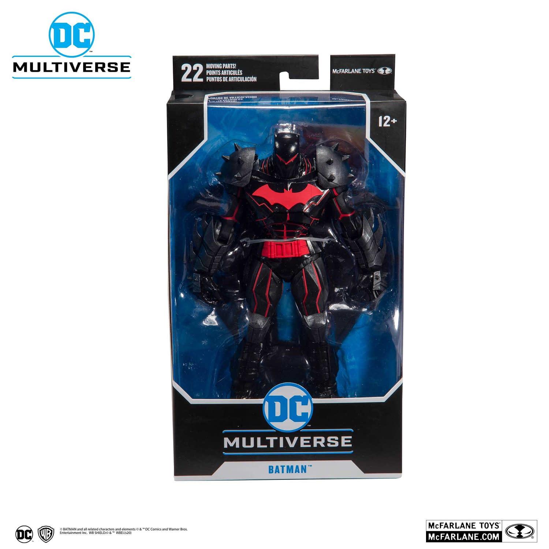 Hellbat Batman from McFarlane Toys