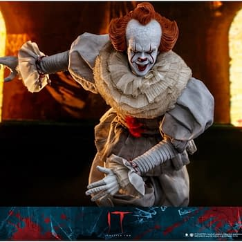 New Pennywise Hot Toys Figure Will Have You Float Too!