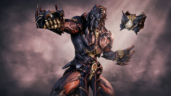 "Atlas prime Will Soon Be Arriving In ""Warframe"""