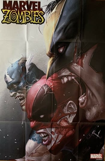 Artwork For The Wall: Watchmen, Joker/Harley, Mary Jane, X-Men and more...