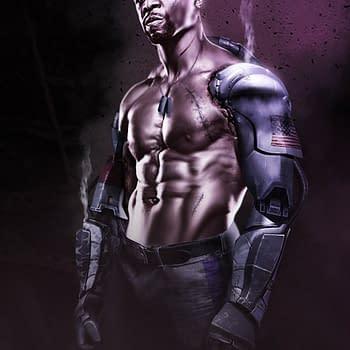 Terry Crews Zac Efron Get BossLogic Reimaginings as Jaxx and Green Lantern