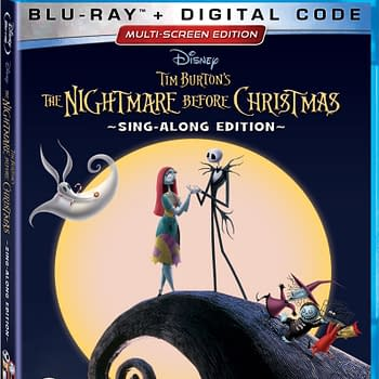 The Nightmare Before Christmas 25th Anniversary Blu-ray Details Revealed