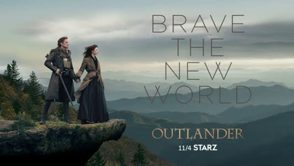 Hey 'Outlander' Fans, You Can End Droughtlander Early with STARZ App!