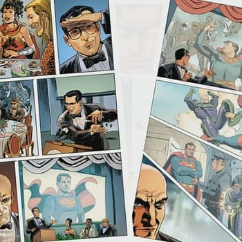 More Action Comics #1000 and Man of Steel Artwork Shown at C2E2