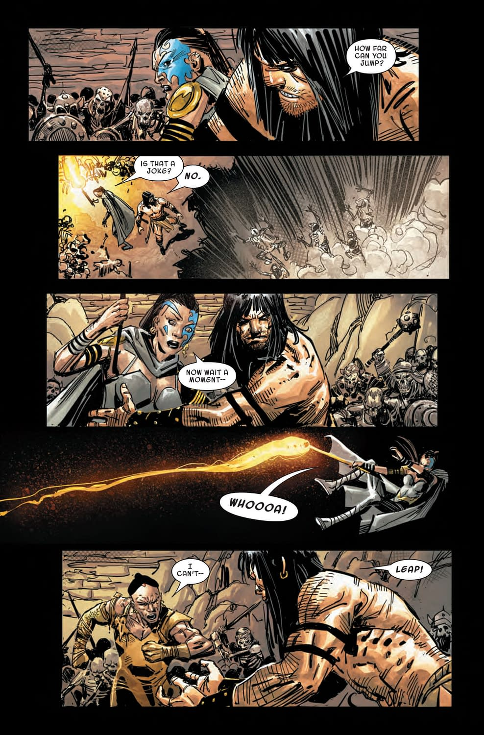 Hyperborean Sexism in Next Week's Savage Sword of Conan #4