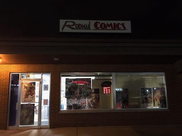 Rodman Comic Store