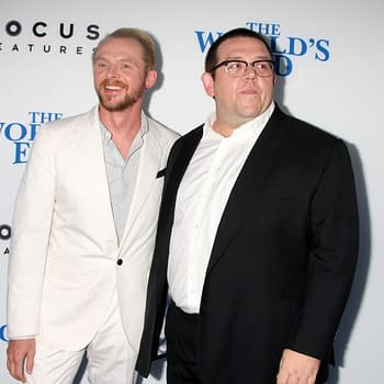Truth Seekers: Amazon Busts Nick Frost Simon Pegg for Comedy-Horror Series