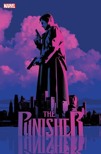 No Punisher Ongoing Series in November - Cancelled With #16?