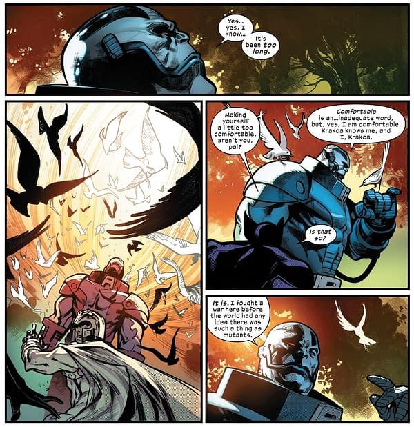 Speculator Corner: Marvel Comics #1000