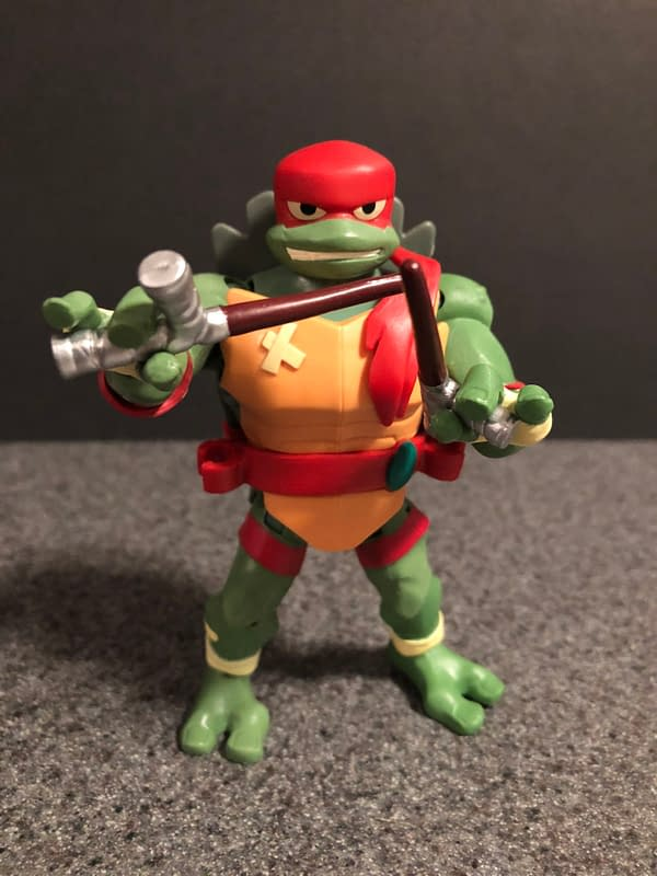 Rise of the TMNT Playmates Figures 11