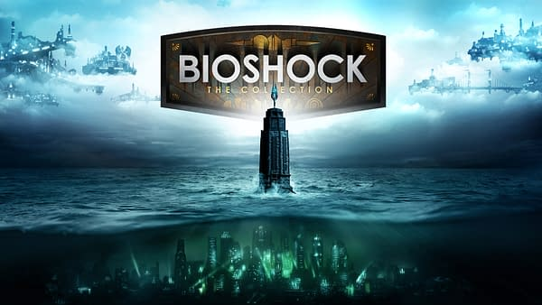 Bioshock: The Collection comes to the Nintendo Switch, courtesy of Take-Two Interactive.