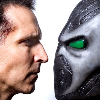 Whats Going on with Todd McFarlanes Spawn Movie with Jamie Foxx