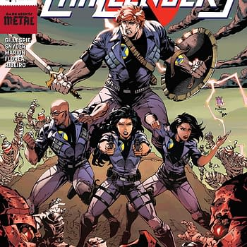 New Challengers #4 Review: Fighting the Dinosaur-Riding Undead