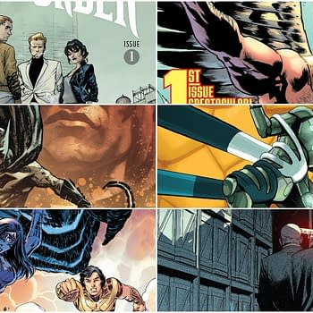 Top and Bottom 5 Comics for June 13th 2018: Hawkman Lives