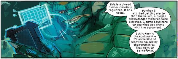 Something is Rotten About Krakoa in New Mutants #1 [Spoilers]