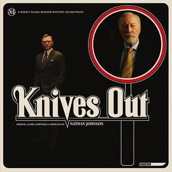 Knives Out Soundtrack is the Mondo Music Release of the Week