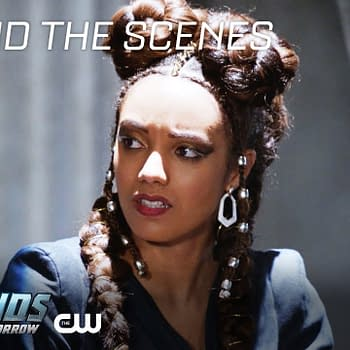 DC's Legends of Tomorrow   Inside: Swan Thong   The CW