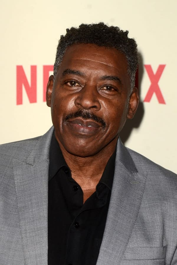 Ernie Hudson Comments on 'Ghostbusters 3': No Disrespect, But-