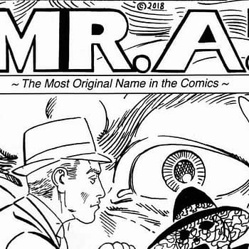 Legacy vs Intent: Steve Ditko's Mr. A Collected Against His Wishes?