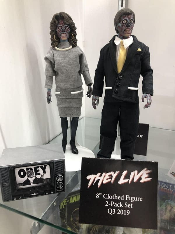 NECA New York Toy Fair 50