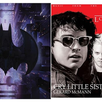 Mondo Music Release of the Week: Batman and The Lost Boys