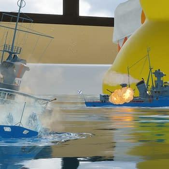 World Of Warships April Fools 2020-4