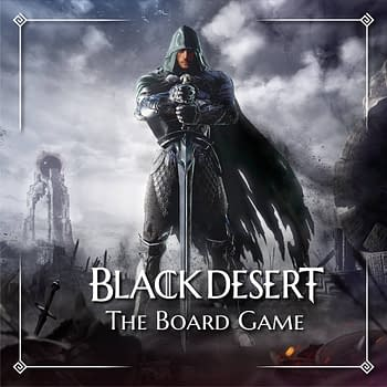 Pearl Abyss Announces Black Desert: The Board Game