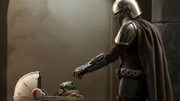 The Mandalorian and The Child (Image: Disney+)