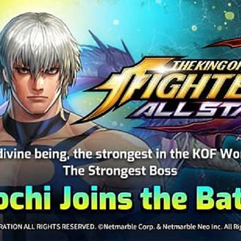 The King Of Fighters AllStar Gets A New Year-Themed Update