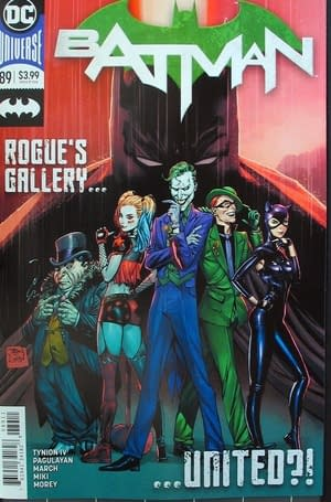 Bang, Old Guard, & Batman ... Of Course On… – The Back Order List 2/19/2020