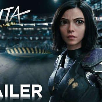 ALITA: BATTLE ANGEL | OFFICIAL HD TRAILER #3 | 2019