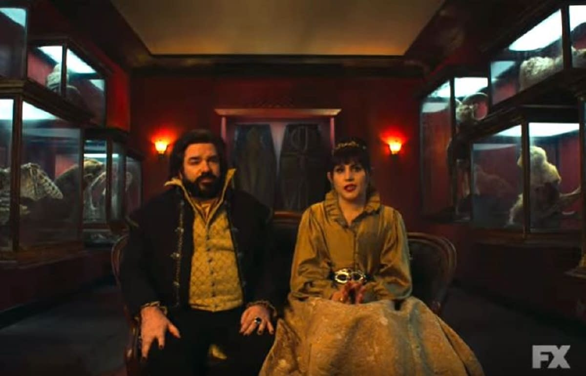 "'What We Do in the Shadows' S01, Ep09: Get Ready for ""The Orgy"" (REVIEW)"