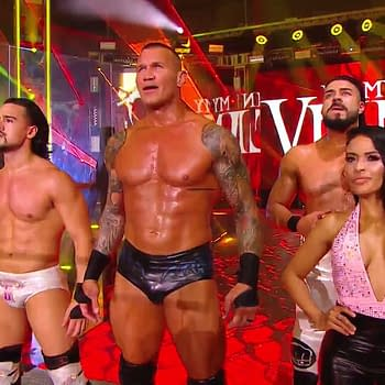 Randy Orton and his new crew of third-generation superstars stand tall on Raw.