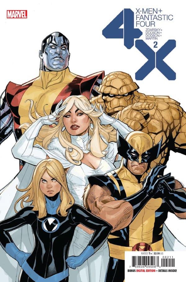 X-Men/Fantastic Four #2 [Preview]