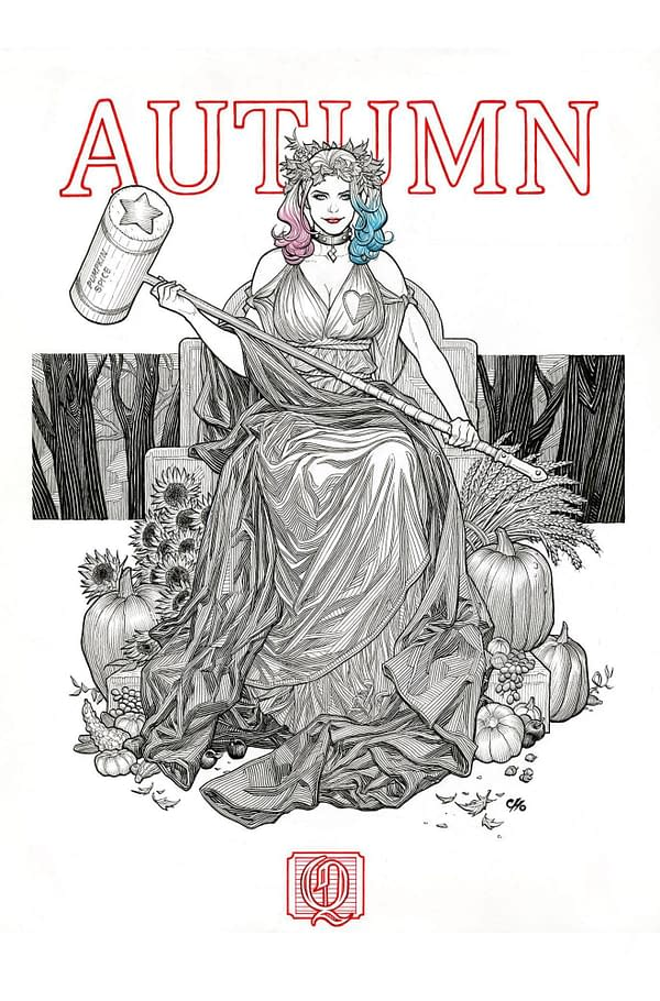 11 DC Comics Variant Covers From Frank Cho, Amanda Conner, Greg Capullo and More