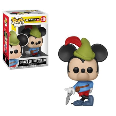 Funko Disney Brave Little Tailor Mickey Pop