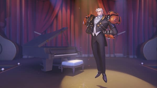 It's time for Sigma to give his ultimate performance in Paris, courtesy of Blizzard.