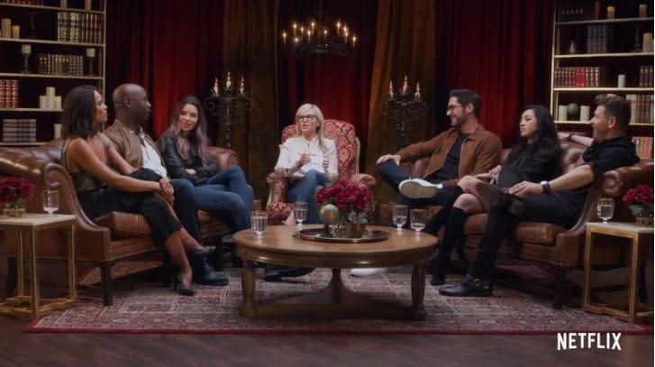 """'Lucifer' Season 4: Cast Reunion Offers """"Nine Circles of Hell"""" Look Behind the Scenes [VIDEO]"""