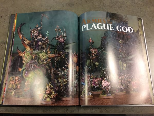 "Review: ""Maggotkin of Nurgle"" Battletome - ""Age of Sigmar"""