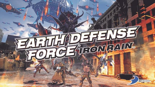 Attack of More Insects: Our Thoughts on Earth Defense Force: Iron Rain
