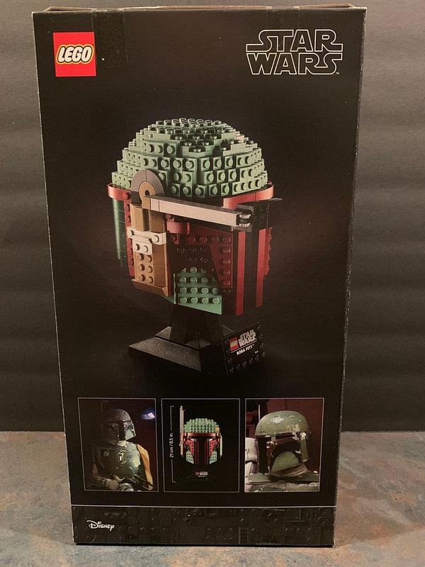 Collection de casques LEGO Star Wars 2