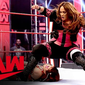 Kairi Sane Posts Photos of Injury from Last Night's Nia Jax Match