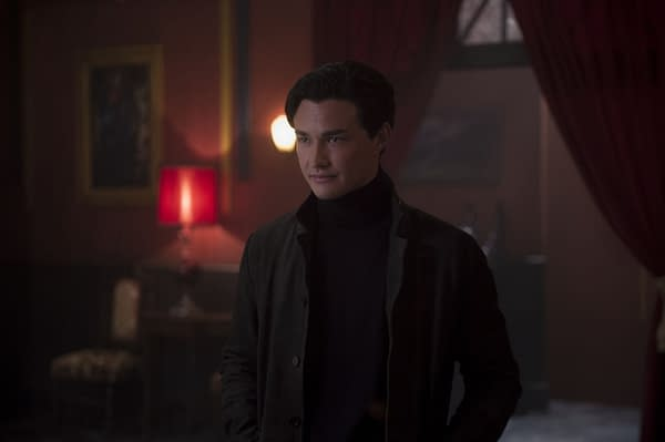 Chilling Adventures of Sabrina Season 1, Episode 7 'Feast of Feasts'/Episode 8 'The Burial': A Lot to Sink Our Teeth Into (REVIEW)