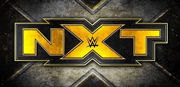 The official logo for NXT.