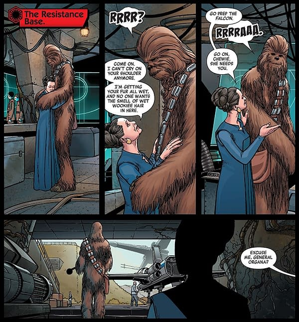 Marvel Comics Just Fixed the Biggest Problem With the New Star Wars Movies
