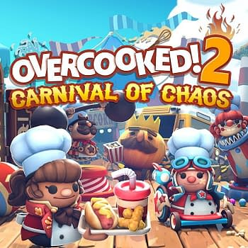 "The Next ""Overcooked! 2"" DLC Heads To The Carnival of Chaos"