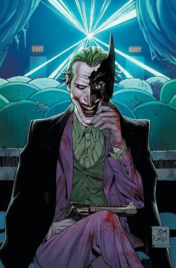 Joker War is Coming to Batman Comics, And it Starts in April